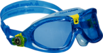 Seal Kid 2 - Blue Lens - Aqua + Lime Frame