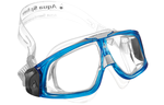 Seal 2 - Clear Lens - Trans Blue + White