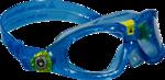Seal Kid 2 - Clear Lens - Aqua Frame