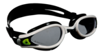 Kaiman EXO - Clear Lens - White Frame with Green and Black Accents