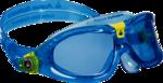 Seal Kid 2 - Blue Lens - Aqua + Lime Frame