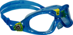 Seal Kid 2 - Clear Lens - Aqua Frame