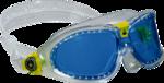 Seal Kid 2 - Blue Lens - Translucent Frame