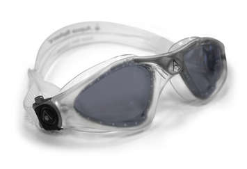 Kayenne Regular Fit - Smoke Lens - Translucent Frame with Silver Accents picture