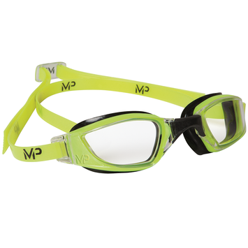 XCEED - Clear Lens - Neon Yellow with Black Accents picture