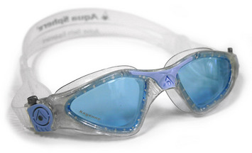 Kayenne Ladies - Blue Lens - Glitter Frame with Lavender Accents picture