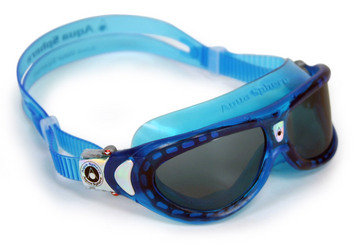 Seal Kid - Smoke Lens - Trans Aqua Frame picture