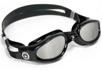 Kaiman Regular Fit - Mirrored Lens - Black Frame picture