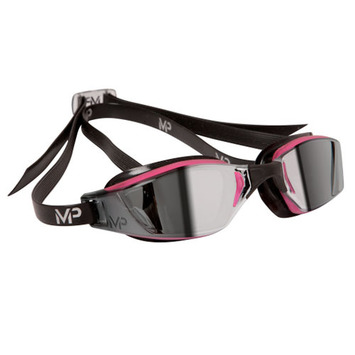 XCEED - Mirror Lens - Pink with Black Accents picture