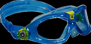 Seal Kid 2 - Clear Lens - Aqua Frame picture