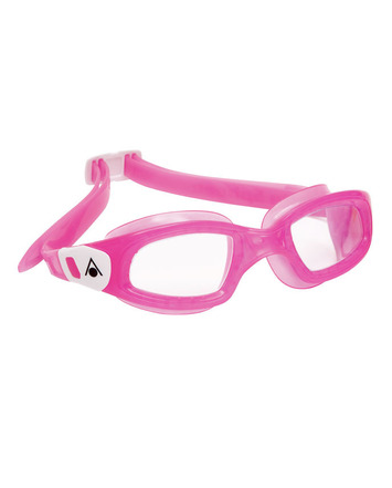 Kameleon Kid - Clear Lens - Pink Frame with White Accents picture