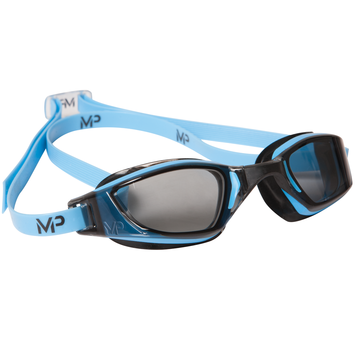 XCEED - Smoke Lens - Blue with Black Accents picture