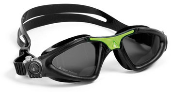Kayenne Regular Fit - Smoke Lens - Black Frame with Green Accents picture