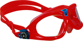 Seal Kid 2 - Clear Lens - Coral Frame picture