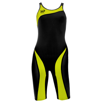 XPRESSO Tech Suit - Women - Black / Bright Yellow picture