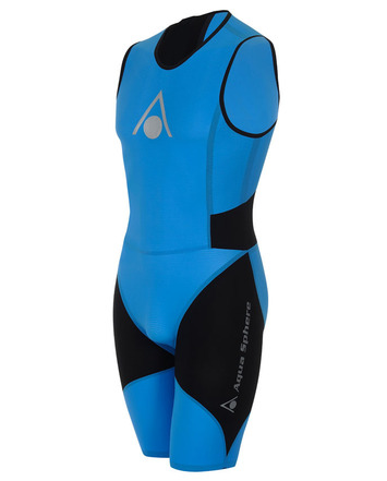 Phantom SpeedSuit - Men - Black/Blue -  XS picture