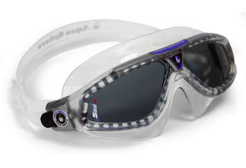Seal XP - Smoke Lens - Translucent Frame with Blue Accents picture