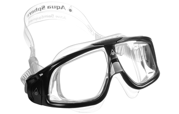 Seal 2 - Clear Lens - Black + Gray picture