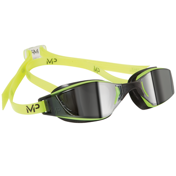 XCEED - Mirror Lens - Neon Yellow with Black Accents picture