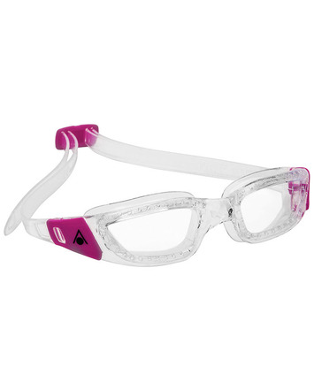 Kameleon Lady - Clear Lens - Transparent with Pink Accents picture