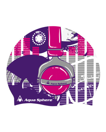 Headphones - Pink & Purple picture
