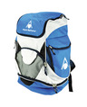 Backpack - Blue & White