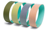 "Premium Diamond Resin Bond Belt - 6"" x 1-1/2"" 3000 Mesh"