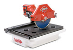 "MK-170 Wet Cutting Trim Saw with 7"" 303P Diamond Blade picture"