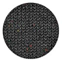 Tatamy Tweed Worsted, Black picture