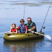 ANGLER BAY INFLATABLE BOAT