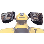 ATV Hand Protectors (Mitts, Mossy Oak)