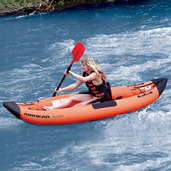 1 Paddler Performance Travel Kayak