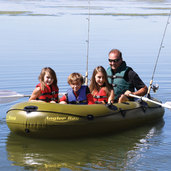 ANGLER BAY 4 PERSON INFLATABLE BOAT
