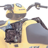 ATV Tank Saddlebags (Mossy Oak)