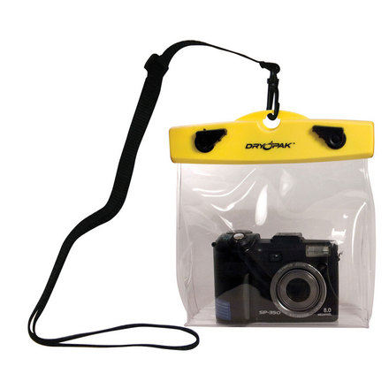 Camera Case (Clear, 6 x 5 x 1 ½) picture