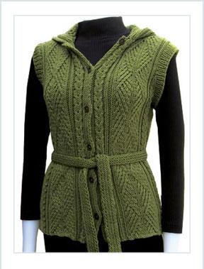 1490 Hoodie Vest picture