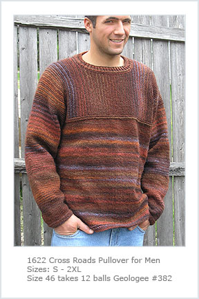1622 Crossroads Pullover picture