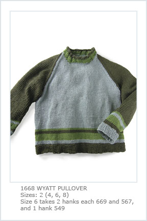 1668 Wyatt Pullover picture