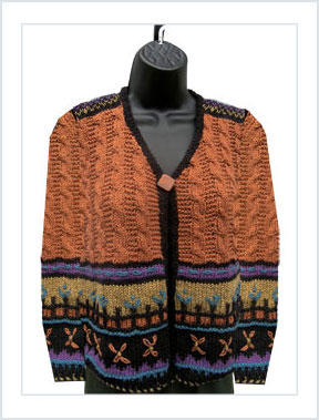 1326 Gypsy Cardigan & Vest picture