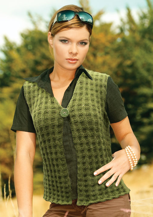 1722 Corrugated Vest picture