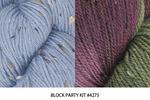 Block Party Eternity Scarf Kit #4275