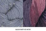 Block Party Eternity Scarf Kit #4739