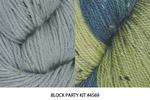 Block Party Eternity Scarf Kit #4569