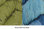 Block Party Eternity Scarf Kit #4644