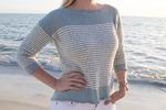 Ocean Blues Pullover