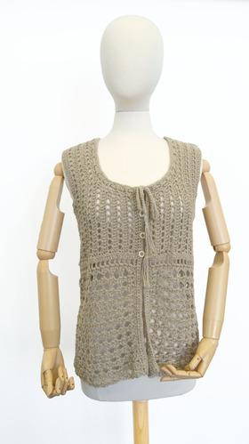 1925 Linette Crochet Vest picture