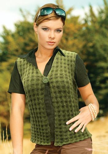 1722 Corrugated Vest picture