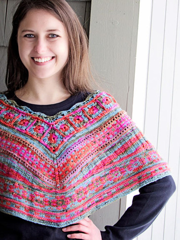 2124 - Bohemia Mini Poncho picture