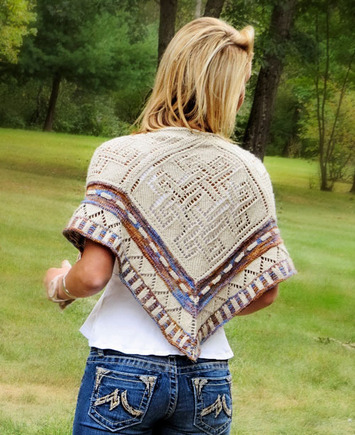 2308 High Chaparral Shawl picture