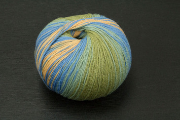 TY-DY SOCKS-Butter Blue 1689 picture